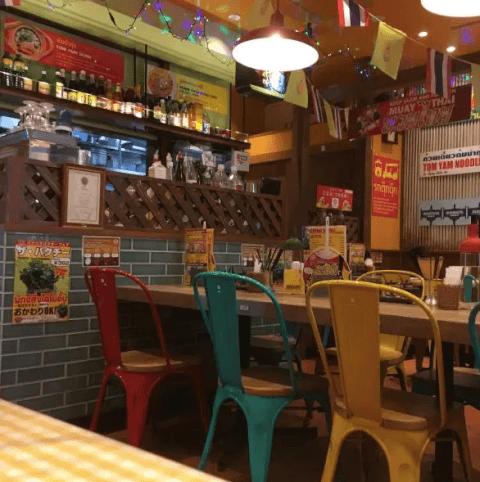 サイアムオーキッド 豊洲センタービル店 おすすめ ランチ エスニック タイ料理