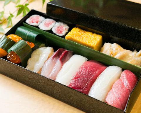 豊鮨の料理画像
