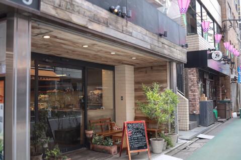 TRASPARENTE 中目黒 おすすめ カフェ モーニング