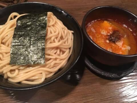 つけ麺処 つぼや 梅田 ラーメン おすすめ 東梅田