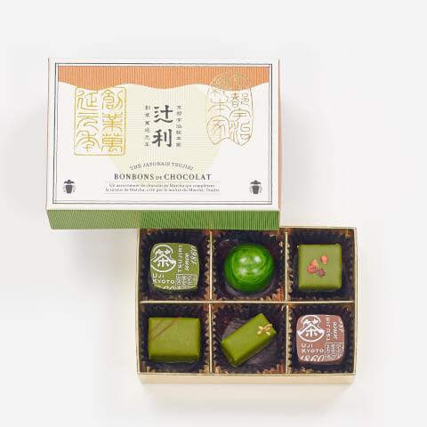 辻利 辻利コレクション バレンタイン チョコレート 自分 ご褒美
