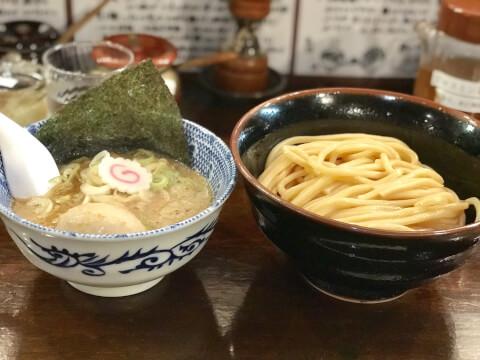 つけ麺 紅葉 料理画像