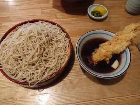 生そば 角平 横浜 ランチ 和食