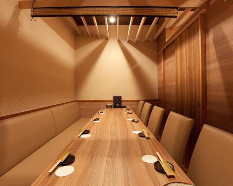 初代 築地 魚義 錦糸町 北口 個室 ランチ おすすめ