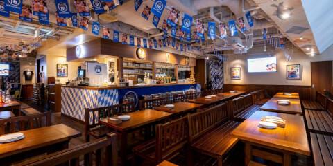 樽生直輸入ビアレストラン ツムビアホフ 新宿 新宿三丁目 居酒屋 おすすめ おしゃれ