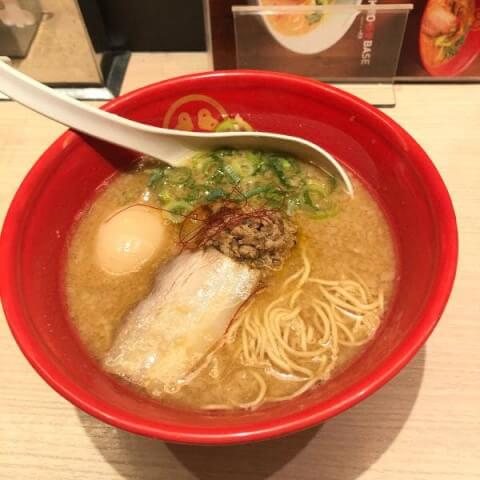 TOKYO豚骨BASE 品川 ラーメン
