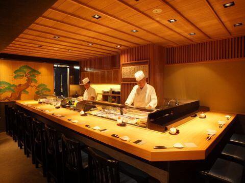 築地青空三代目 本店 築地 優待 レストラン 寿司 鮨 海鮮 魚介