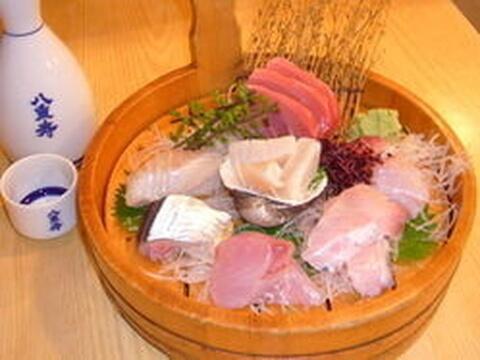 八重寿 北千住 居酒屋 魚 和食