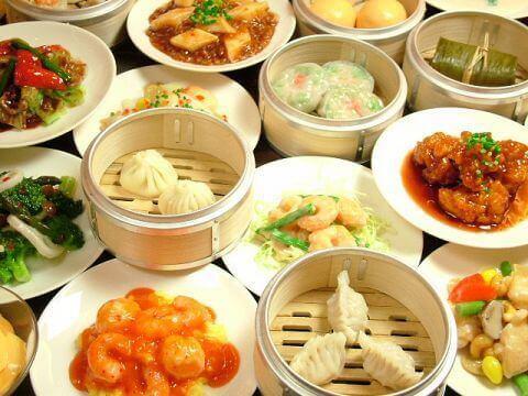 香港蒸蘢 料理
