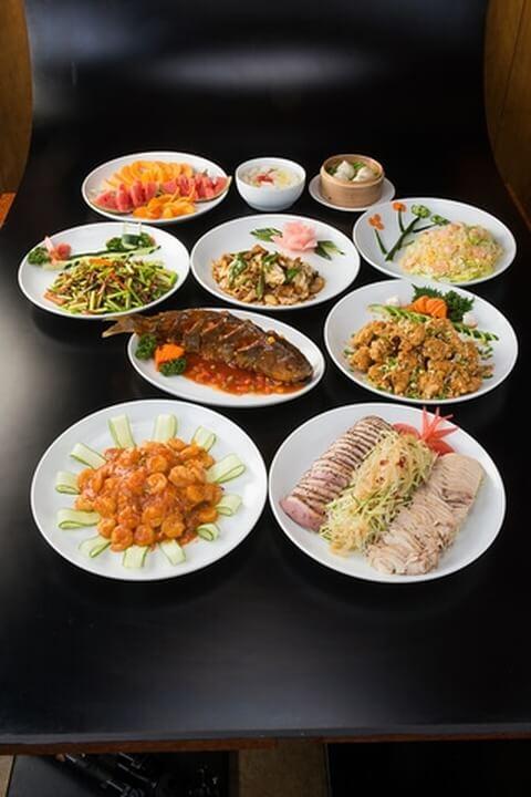 上海亭 梅島支店 中華料理