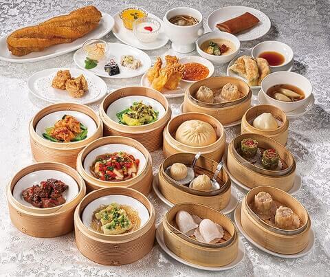上野 ディナー 過門香 中華料理