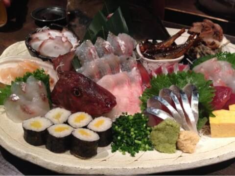 海蔵 神保町 おすすめ 居酒屋 海鮮 魚介 和食 安い