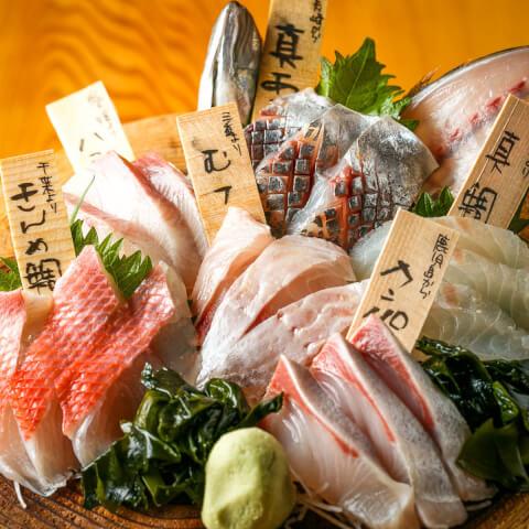 海ぶね  鮮魚