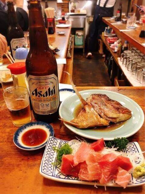 門前仲町でおすすめの安い居酒屋、魚や焼き鳥肉料理がうまいおすすめ店、魚三酒場