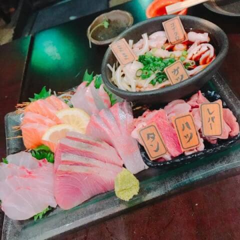 魚もつ 武蔵小杉 居酒屋