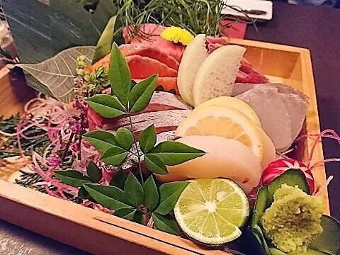 秋葉原 居酒屋 魚の間 魚料理