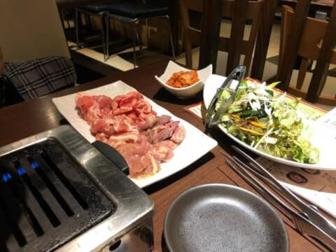 牛丸 渋谷 おすすめ 焼肉 ランチ