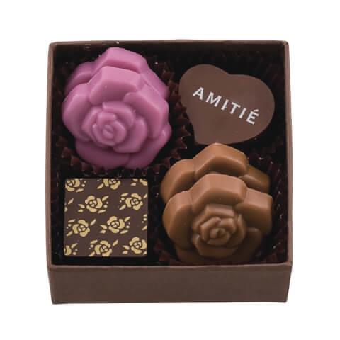 morozoff モロゾフ アミティエ バレンタイン チョコレート 義理チョコ