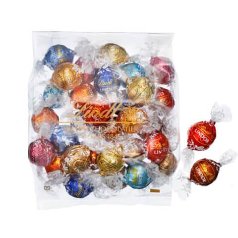 リンツ リンドール バレンタイン チョコレート 職場 ばらまき