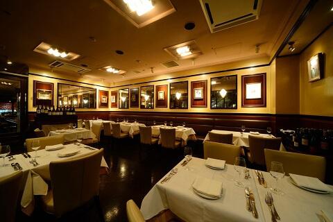 六本木 ディナー フレンチ レストラン ブラッセリーヴァトゥ