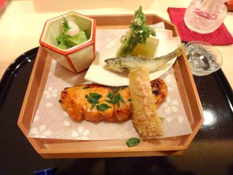 銀座 ディナー 和食 和久多 料理