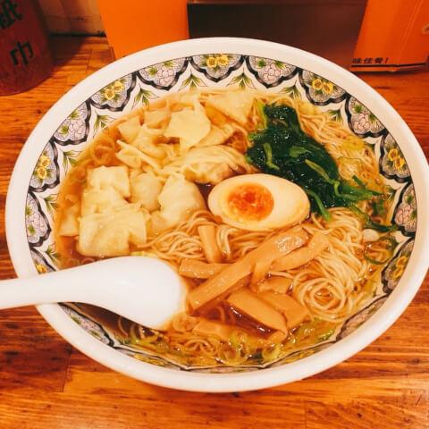 meguro-lunch-yoshushonin-wontonmian