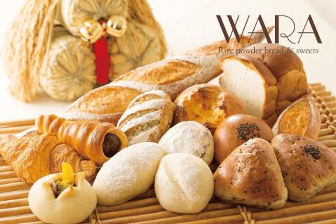 waraパン