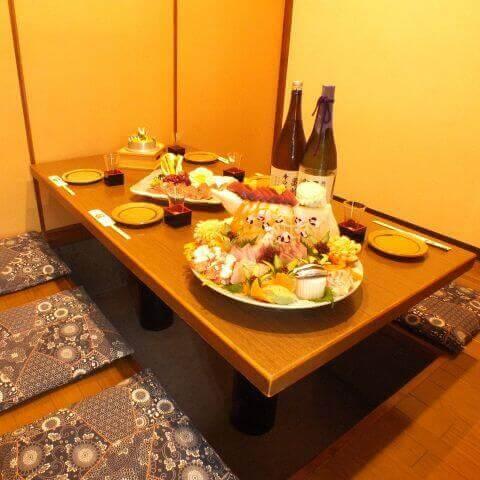 和さび 光町店 広島 居酒屋 おすすめ 和食 海鮮 魚介 東区 個室