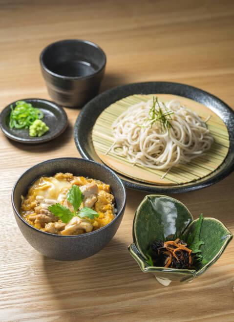 DASHIとSOBA水車 広島 ランチ おすすめ 和食 そば