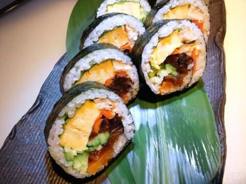 和神の寿司