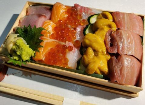 和神の極めチラシ寿司弁当