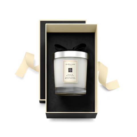ジョー マローン ロンドン スエードホームキャンドル コレクション ホワイトデー プレゼント