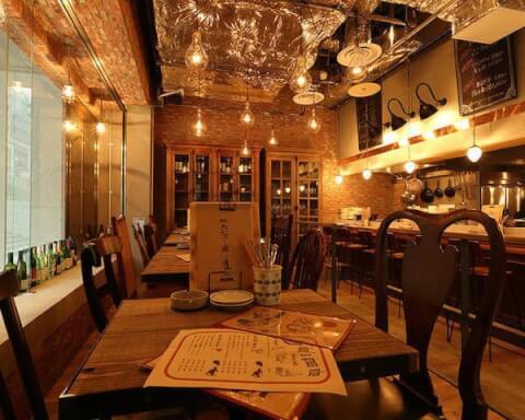 ワインのルイスケ 新宿 居酒屋
