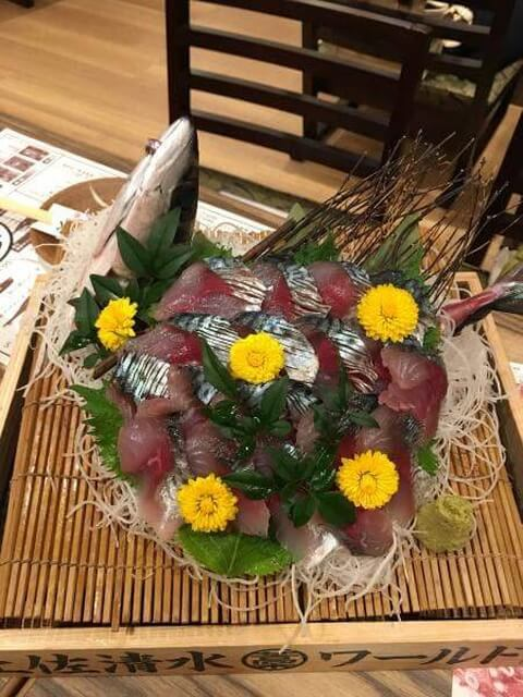土佐上野料理2