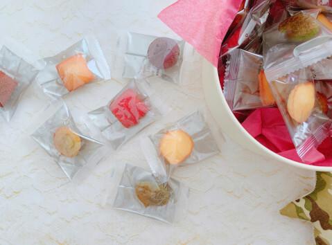 退職のお菓子は職場で食べやすいものが人気