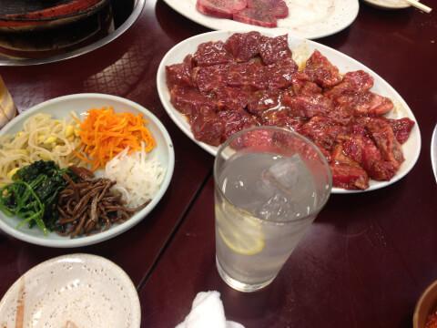 金楽_焼肉