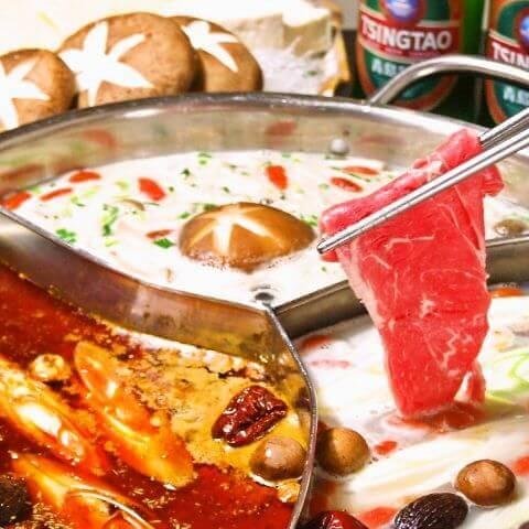 薬膳鍋 スープ