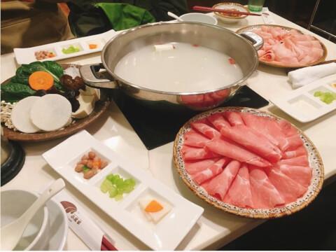 小尾羊(シャオウェイヤン)上野店 居酒屋 しゃぶしゃぶ 鍋