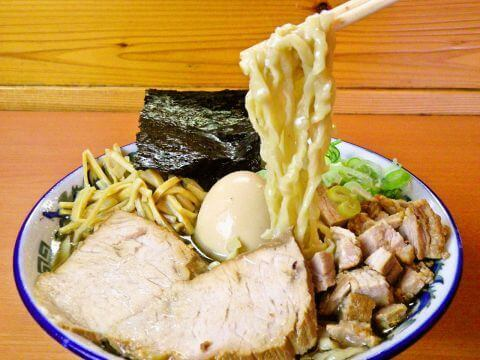ケンチャンラーメンの料理画像
