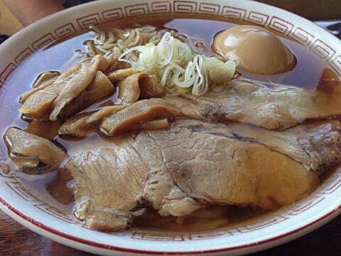 中華そば 琴のの料理画像
