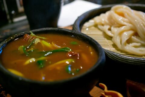 京カレーつけ麺