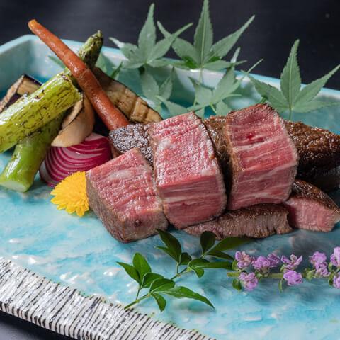 新宿 寿司 栞庵 やましろ 肉の心 肉寿司 江戸前寿司 おすすめ デート 接待 記念日