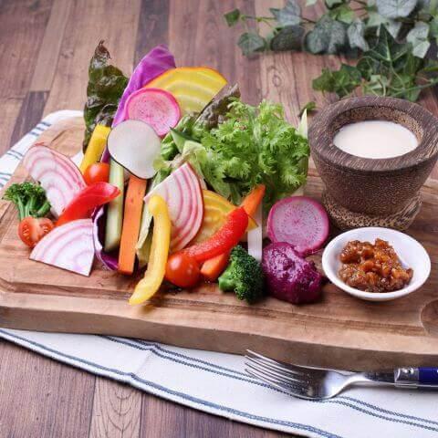 ソライロキッチン野菜