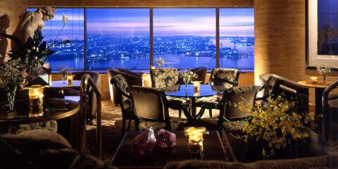 シリウス 横浜ロイヤルパークホテル70階 おすすめ ディナー レストラン 夜景