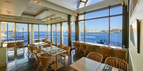 海鮮ビストロ「ピア21」 横浜 ディナー おすすめ デート おしゃれ  レストラン