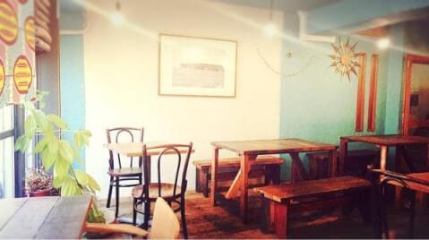 Tea room mahisa motomachi 元町駅 ランチ