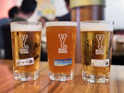 名古屋 クラフトビール 名駅 国際センター  ワイマーケット・ブルーイングオリジナルビール