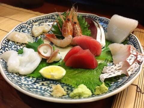 国分町の海鮮が安いおすすめ居酒屋、魚が美味しい酔亭よっちゃん