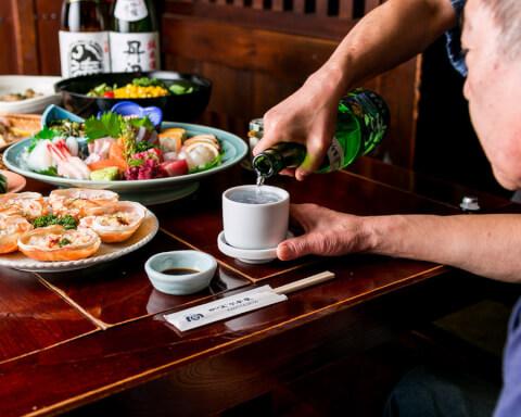 横浜 居酒屋 加登家茶屋 和食