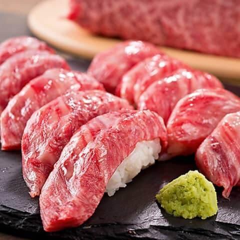 肉バルミート 吉田 上野駅前店 東京 おすすめ 肉寿司